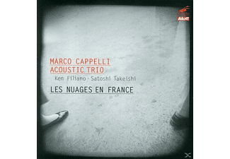 Marco Acoustic Trio Cappelli - Le Nuages En France - (CD)