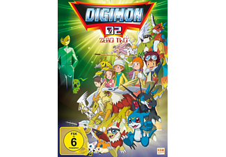 Digimon 02 - Zero Two - Volume 1 - (DVD)