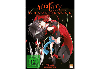 Chaos Dragon - Episode 09-12 [DVD]