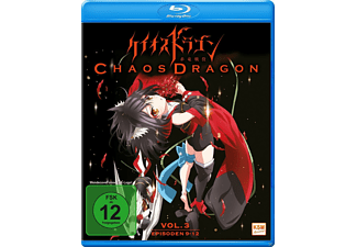 Chaos Dragon - Episode 09-12 - (Blu-ray)