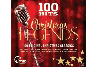 VARIOUS - 100 Hits-Christmas Legends - (CD)