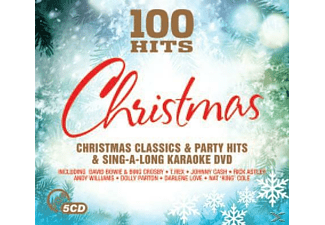 VARIOUS - 100 Hits-Christmas - (CD + DVD)