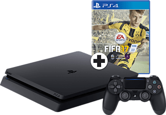 SONY PlayStation 4 (Slim) 1 TB + FIFA 17