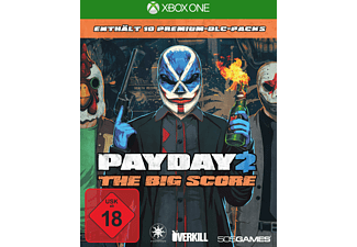 Payday 2 - The Big Score - Xbox One