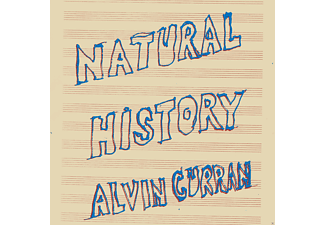 Alvin Curran - Natural History (LP/Gatefold) [Vinyl]