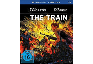 The Train (Mediabook) - (Blu-ray)