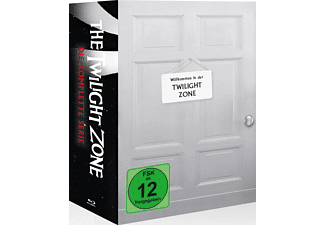 The Twilight Zone - Die komplette Serie - (Blu-ray)