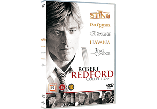 Robert Redford Collection Drama DVD