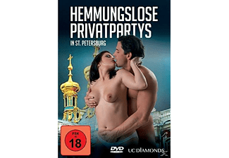 Hemmungslose Privatpartys In St. Petersburg - (DVD)