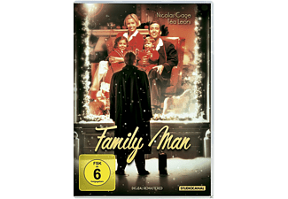 Family Man (Digital Remastered) - (DVD)