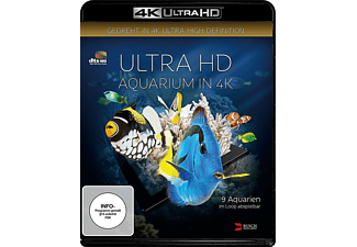 ULTRA HD AQUARIUM IN 4K [4K Ultra HD Blu-ray]