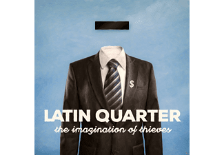 Latin Quarter - The Imagination Of Thieves - (Vinyl)