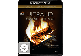 Kaminfeuer - UHD Edition [4K Ultra HD Blu-ray]