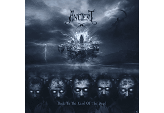 Ancient - Back To The Land Of The Dead - (CD)