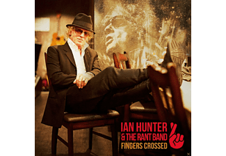 Ian Hunter, The Rant Band - Fingers Crossed - (Vinyl)