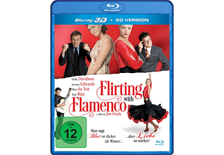 Flirting with Flamenco / Liebe und Flamenco (3D) - (DVD)