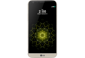 LG G5 SE, Smartphone, 32 GB, 5.3 Zoll, Gold, LTE