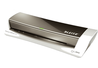 LEITZ iLAM Home Office A4 Grijs