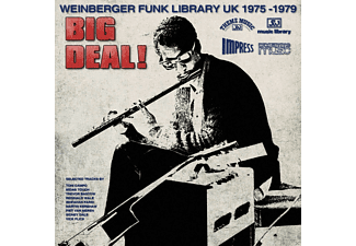 VARIOUS - Big Deal! (Weinberger Funk Library UK 1975-79) [Vinyl]