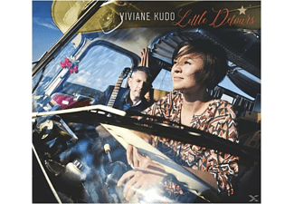 Viviane Kudo - Little Detours - (CD)