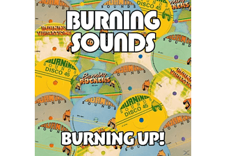 VARIOUS - Burning Up! (4CD) [CD]