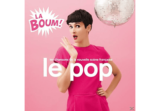 VARIOUS - Le Pop La Boum - (LP + Download)