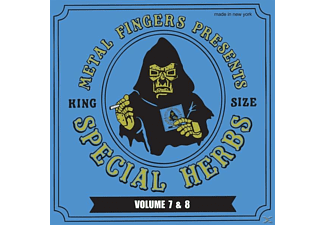 MF Doom - Special Herbs Vol.7 & 8 [CD]