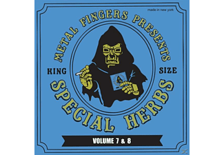 MF Doom - Special Herbs Vol.7 & 8 - (CD)