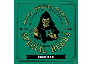 MF Doom - Special Herbs Vol.9 & 0 - (CD)