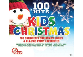 VARIOUS - 100 Hits-Kids Christmas [CD]