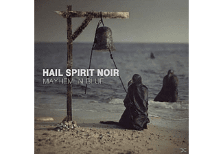 Hail Spirit Noir - Mayhem In Blue - (CD)