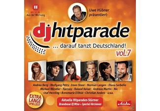 VARIOUS - Dj Hitparade Vol.7 - (CD)