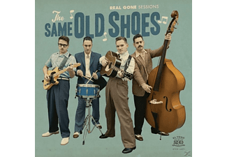 The Same Old Shoes - Real Gone Sessions - (CD)