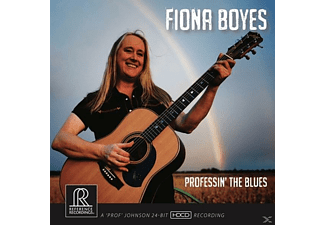 Fiona Boyes - Professin' The Blues - (CD)