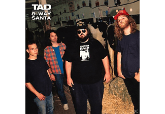 Tad - 8-Way Santa-Deluxe Edition - (LP + Download)