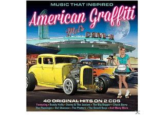 VARIOUS - American Graffiti [CD]