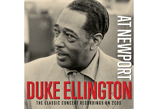 Duke Ellington - At Newport - (CD)