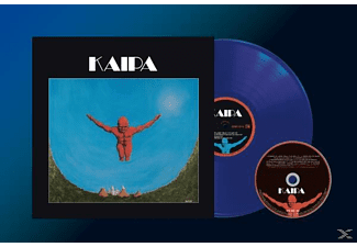 Kaipa - Kaipa (Ltd.Edition blue Vinyl+CD) - (LP + Bonus-CD)