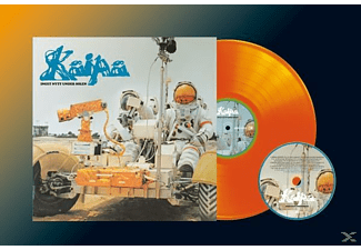 Kaipa - Inget Nytt Under Solen (Ltd.Edition orange Vinyl/+ - (LP + Bonus-CD)