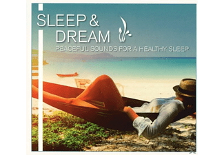 VARIOUS - Sleep & Dream-Peaceful Sounds for a Healthy Sleep - (CD)