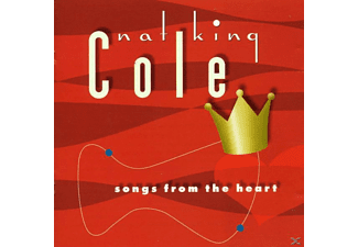 Nat King Cole - Songs From The Heart [CD]