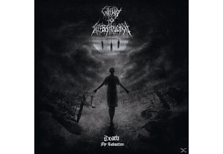 Gateway To Selfdestruction - Death,My Salavation - (CD)