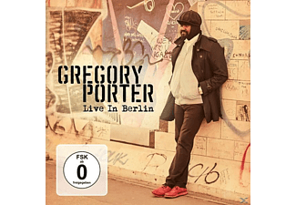 Gregory Porter - Live In Berlin - (CD + DVD Video)