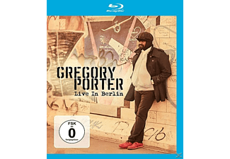 Gregory Porter - Live In Berlin - (Blu-ray)