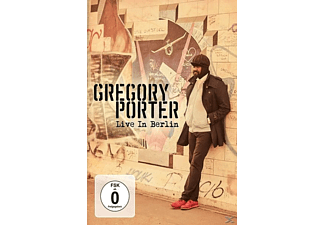 Gregory Porter - Live In Berlin - (DVD)