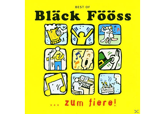 De Bläck Fööss - Best Of...Zum Fiere - (CD)