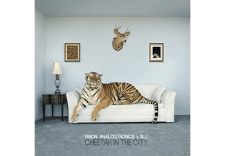 Blu X Union Analogtronics - Cheetah In The City - (CD)