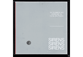 Nicolas Jaar - Sirens (Ltd.LP+MP3) - (LP + Download)