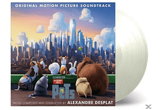 OST/VARIOUS - Secret Life Of Pets (LTD White Viny - (Vinyl)