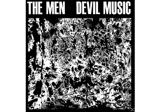 The Men - Devil Music - (Vinyl)